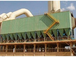 砖厂布袋除尘器